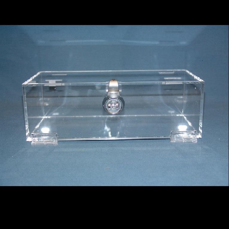 Storage Box With Combination Lock, Storage Box With Lock