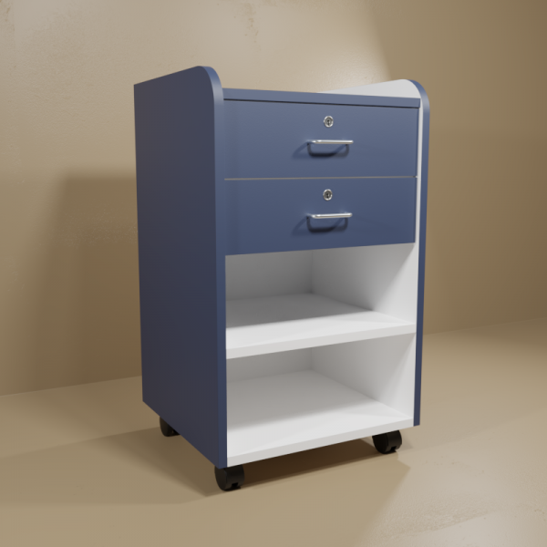 Phlebotomy Supply Cart